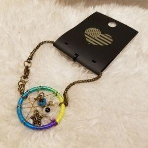 Brandy Melville Dreamcatcher Bracelet Boho